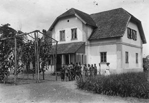 La maison d'habitation