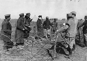 Opérateur K, Camp des prisonniers des combats des 15 et 16 mars devant Monastir (Bitola), mars 1917