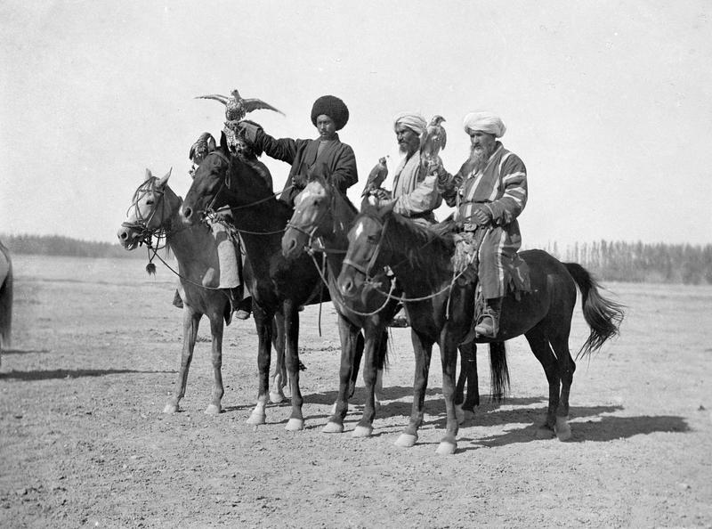 Paul Nadar au Turkestan, 1890