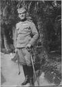 Arrivée du prince Alexandre de Serbie à Corfou (6 février). Le Prince héritier Alexandre de Serbie arrivé à Corfou le 6 février 1916